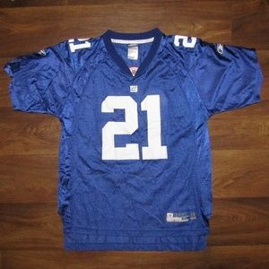 NFL New York Giants Tiki Barber Jersey Size XL